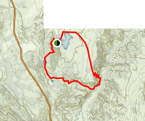 Indian Creek Recreation Area Trails Map