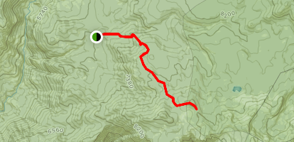 Spanish OHV Route Map