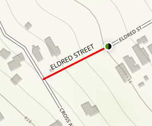 Eldred Steps Map