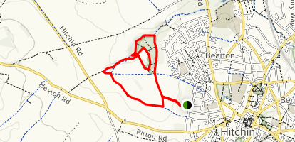 Hitchin-Oughton Circular Map