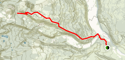Sugar Pine Ridge Trail Map