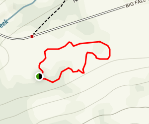 Johnny Creek Nature Trail Map