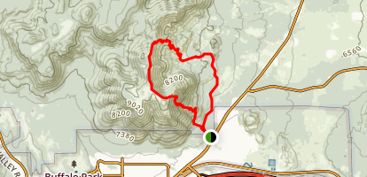Heart Trail Map