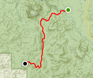 Telegraph Canyon Trail Map