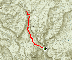 White Canyon Map