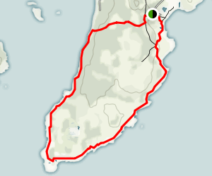 Pennant Point Trail Map