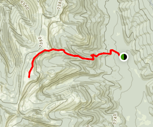 Horseshoe Trail Map