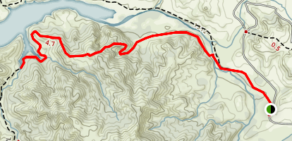 Sandstone Trail Map