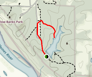 Pond Trail Map