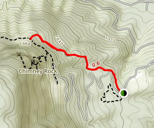 Four Seasons Trail Map