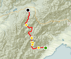 Rimutaka Trail Map