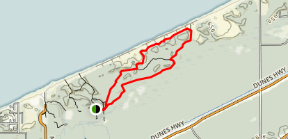 Trail 9 and 10 Loop Map