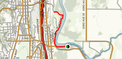 Lowell Riverfront Trail Map