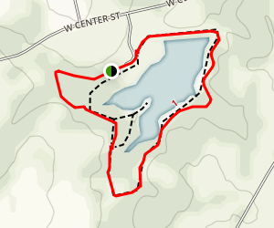 Herman Baker Park Trail Map