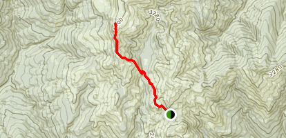 Snow Camp Trail Map