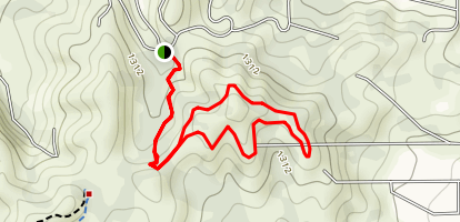 Skycrest Trail Map