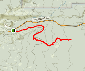 Phil's Trail Map
