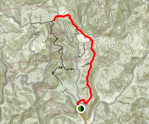 East Ridge Trail Map