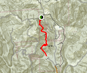 Pool Ridge Trail Map