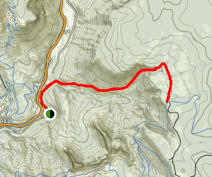 Casner Canyon Trail Map