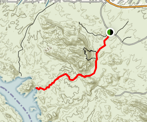 SARA (Special Activities and Recreation Area) Trail Map