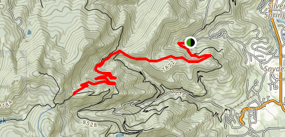 Rob's Trail Map