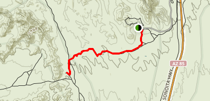 Victoria Mine Trail Map