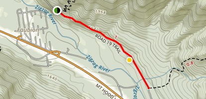 Road 19 Trail Map