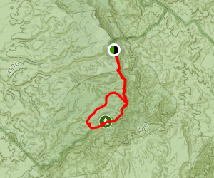 Verde Rim Loop Trail Map