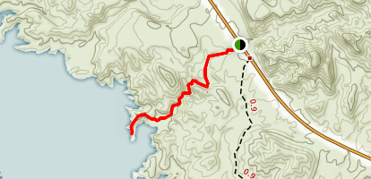 Cattail Cove Map