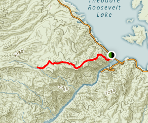 Vineyard Trail Map