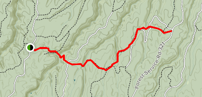 Barbershop Trail Map