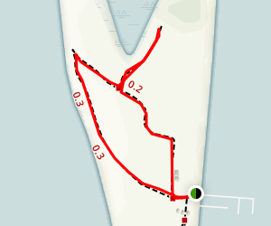 Jetty Island Trail Map
