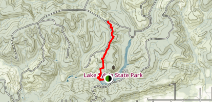 Brownie Trail Map