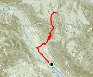 Polallie Ridge Trail Map