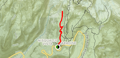 Moraine Trail Map
