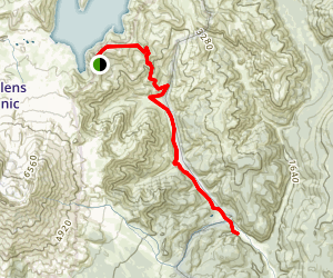 Smith Creek Trail Map