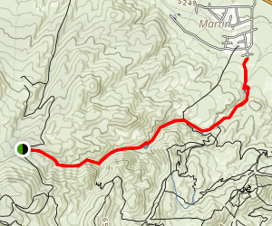 Poeville Trail Map