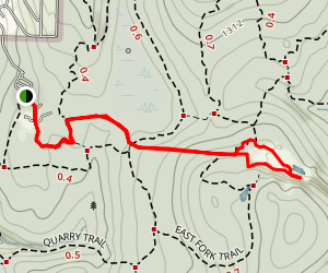 Clay Pit Trail Map
