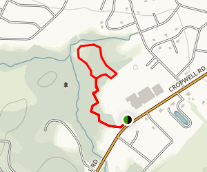 Old Orchard Loop Trail Map