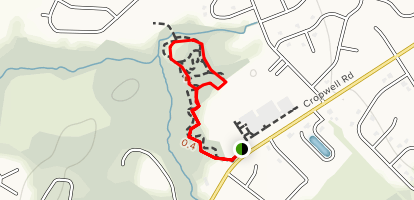 Old Orchard Trails Loop Map