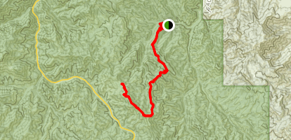 Red Hill Trail Map