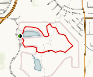 Craig Ranch Regional Park Map