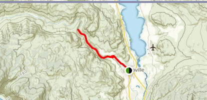 Similkameen Trail Map