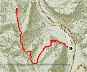 Suntop Trail Map