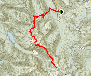 Coyote Trail Map