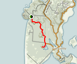 North Head Trail Map