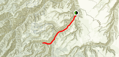 South Asotin Trail Map