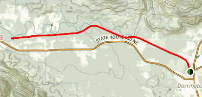 Whitehorse Trail  Map