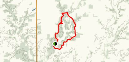 Washington County State Recreation Area Map